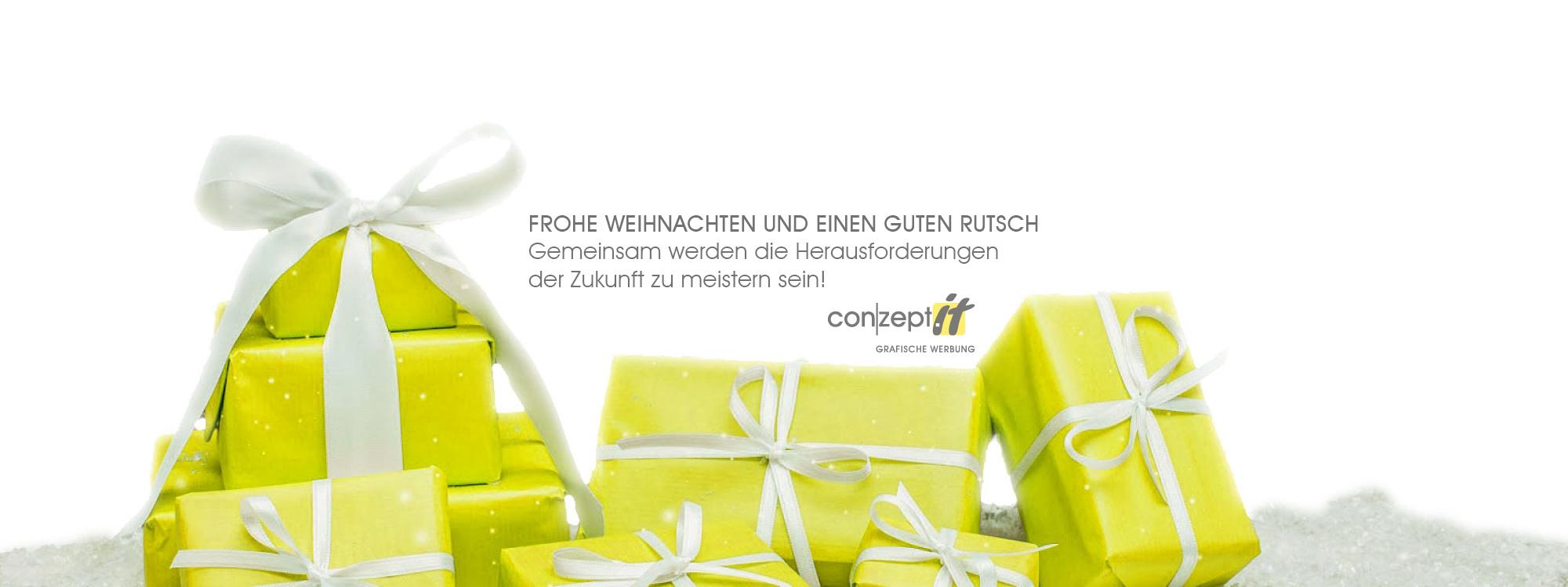 Geschenke 2017