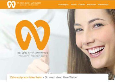 zahnpraxis-mannheim.de
